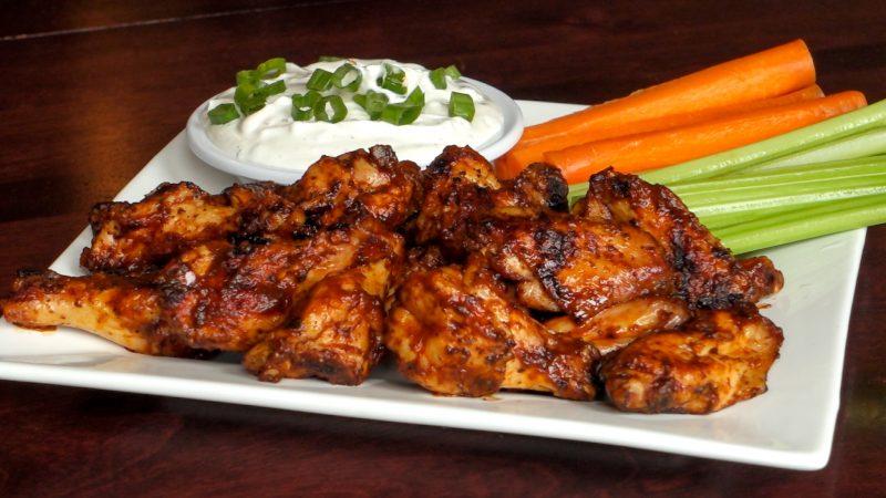 Recipe – Buffalo Chicken Wings