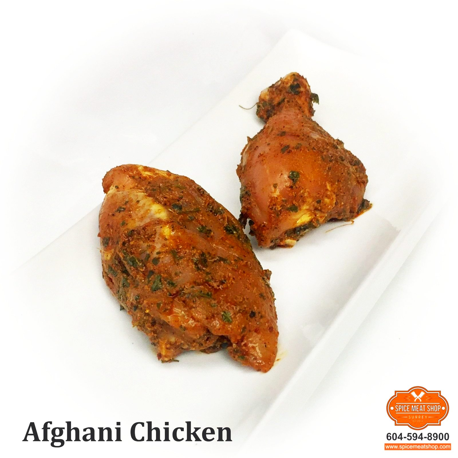 Afghani Chicken