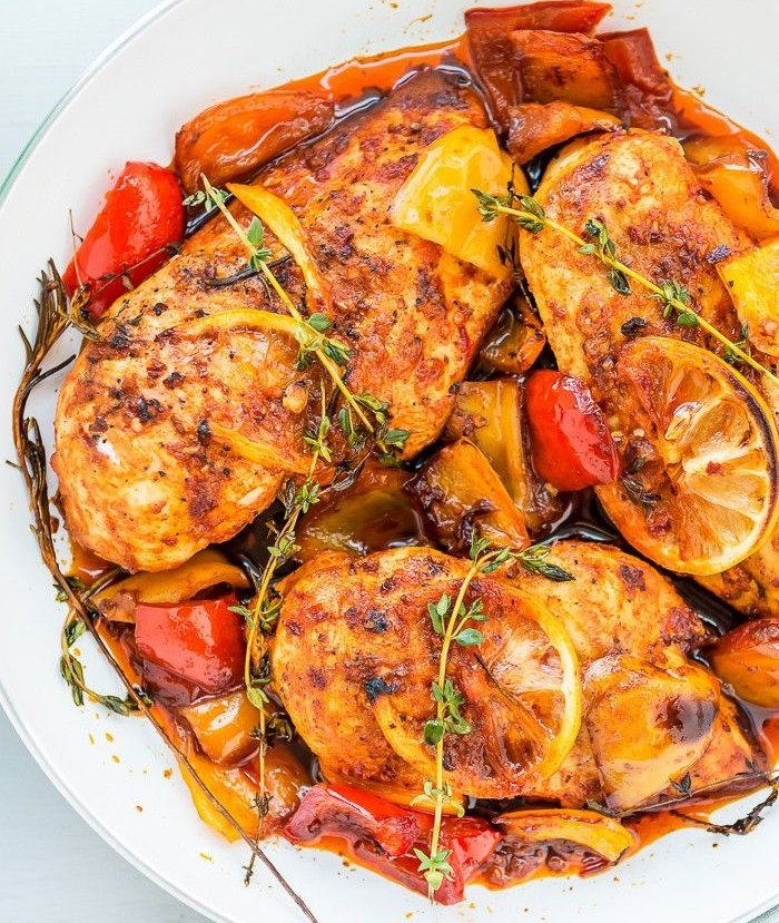 Recipe: Peri-Peri Chicken